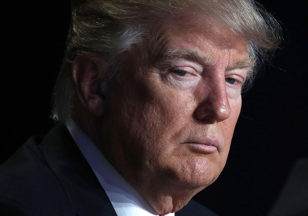 El error que reconoce Trump con su hermano alcohólico