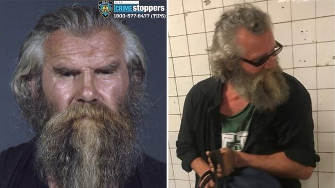 Atrapan a pervertido anciano con más de 70 denuncias tras manosear a policía en Metro de Nueva York