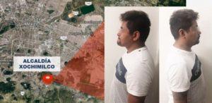 """El líder del CJNG de """"El Mencho"""" en Puebla que fue capturado en Ciudad de México"""