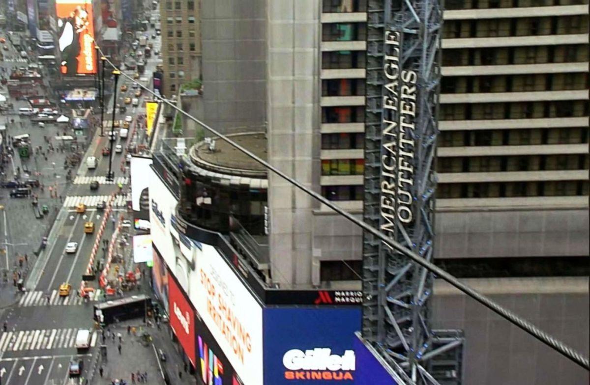 Hermanos equilibristas Wallenda retarán las alturas este domingo en Times Square