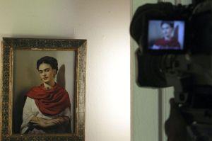 Escuchan por primera vez la que podría ser la voz de Frida Kahlo