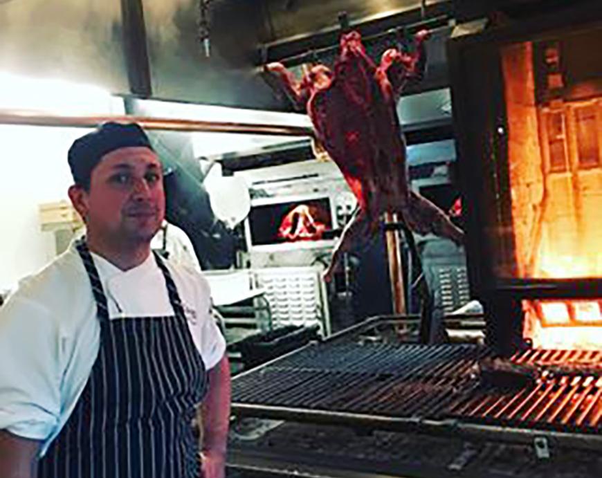 El famoso Chef Leonardo Velazco comparte la intimidad de sus comienzos