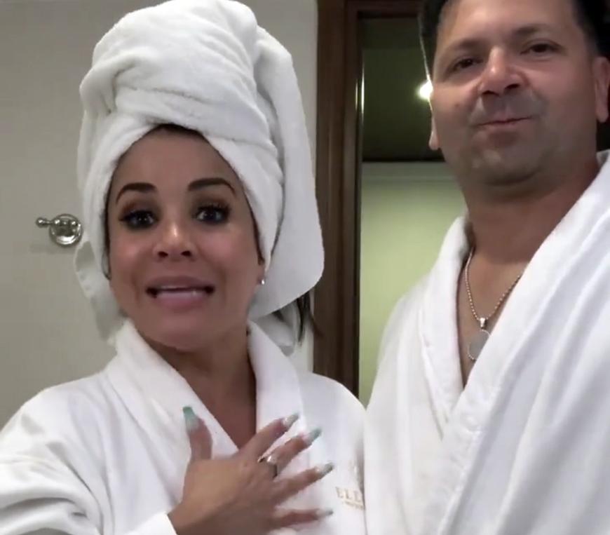 Carolina Sandoval confiesa que estuvo a punto de divorciarse de Nick