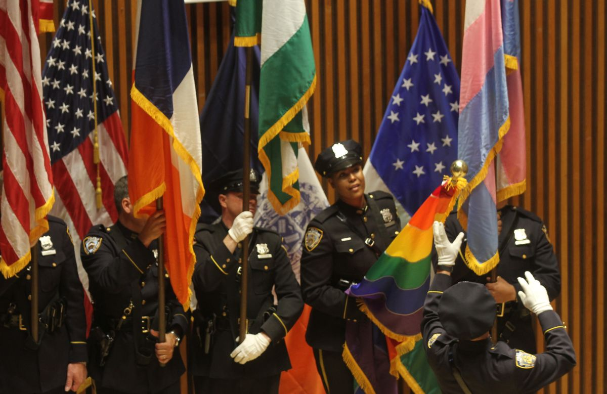 La Uniformada presentó un plan de contrainteligencia para evitar actos de violencia durante el mes del Orgullo Gay