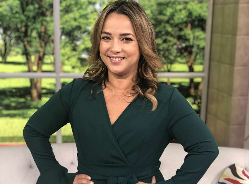 Adamari López retoma la actuación en Telemundo