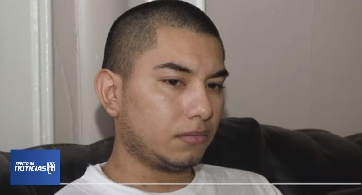 Jonathan García tiene 26 años