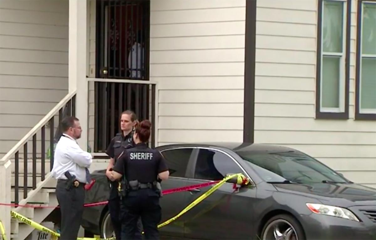 Hispana de Texas mata a un ladrón armado que entró a su casa