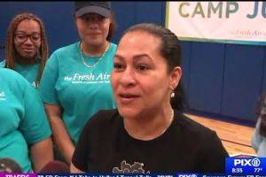 Con $1 millón de dólares crean campamento gratis de verano en honor a Junior Guzmán para niños de El Bronx