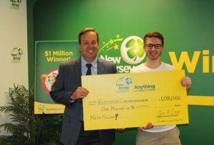 Premio de lotería salva a estudiante de emplearse en un trabajo de verano
