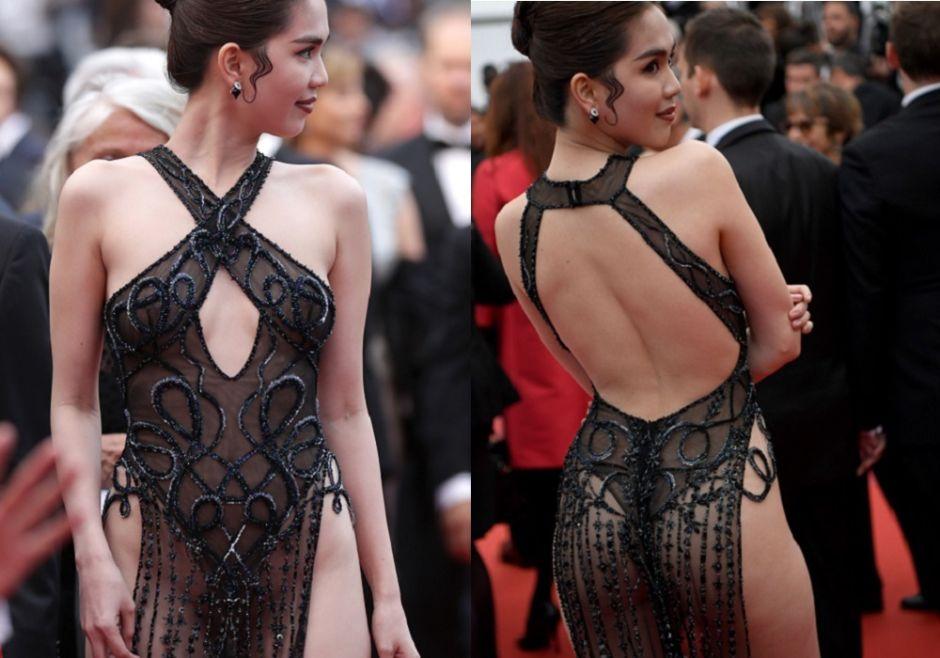 """Fotos: El """"ofensivo"""" vestido por el que una modelo vietnamita podría ser castigada en su país"""