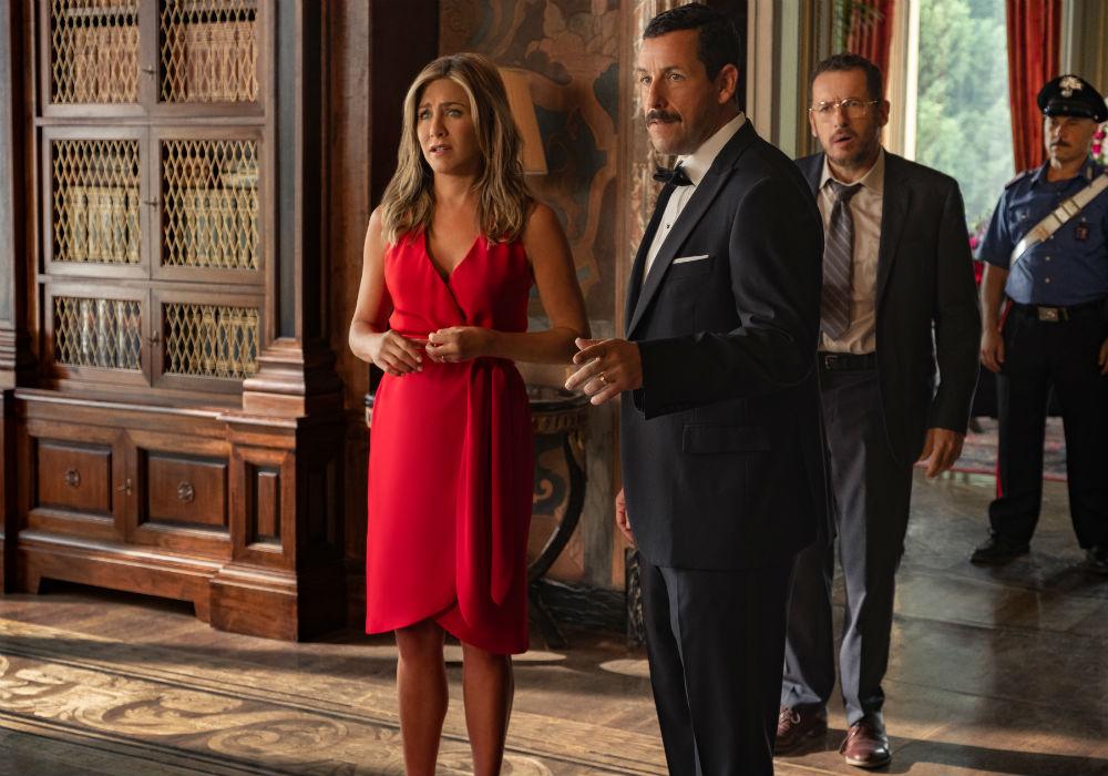 """Conoce 5 datos curiosos de la película de Netflix """"Murder mystery"""""""