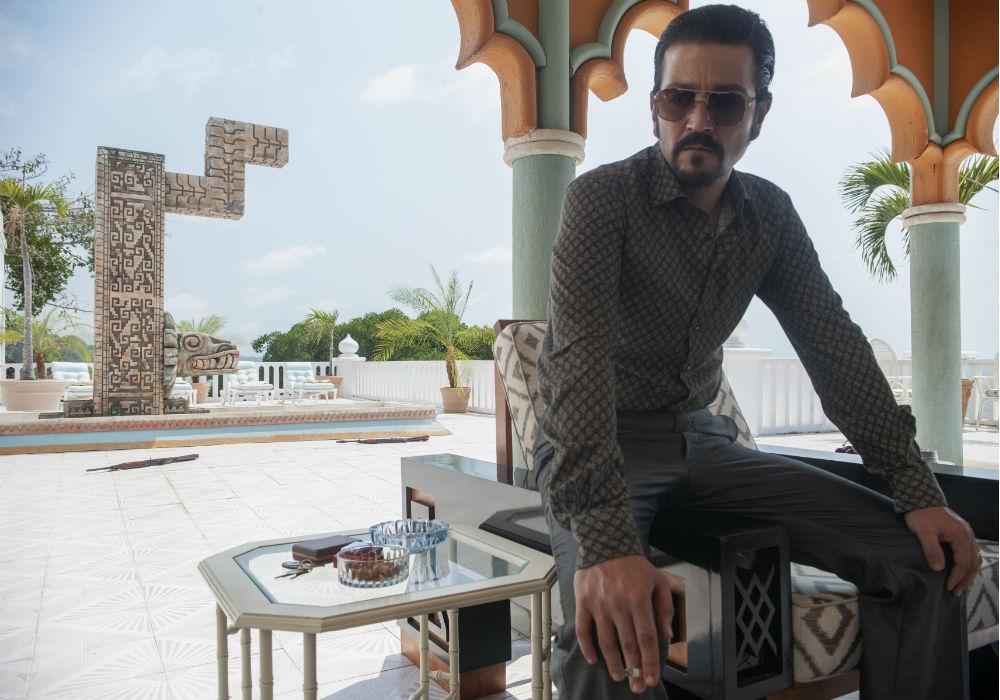 """Diego Luna en """"Narcos: México"""""""