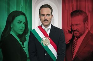 'Preso No. 1' ya tiene fecha de estreno en Telemundo