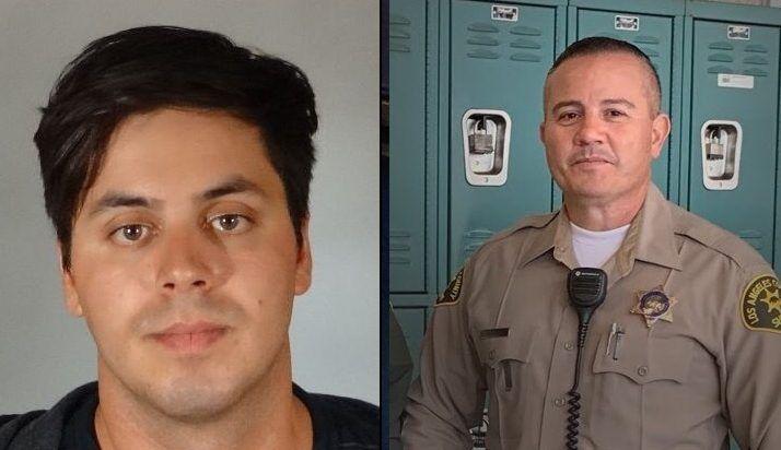 Padre delató a su hijo: Arrestan a sospechoso del atentado contra agente del alguacil en Alhambra