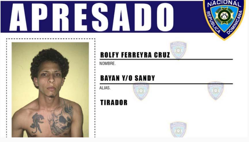 Presunto tirador de David Ortiz en República Dominicana trabajaba en fincas de guineos