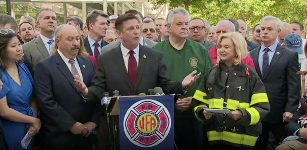 Congresistas buscan extender de forma indefinida ayuda a víctimas del 9/11