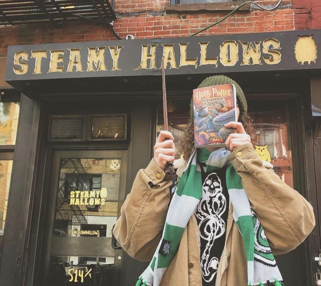 ¡Atención fanáticos de Harry Potter! cafetería inspirada en la saga llega a NYC