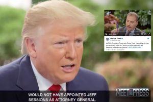 """Trump confiesa el """"mayor error"""" de su presidencia y vuelve a humillar a su gran aliado"""