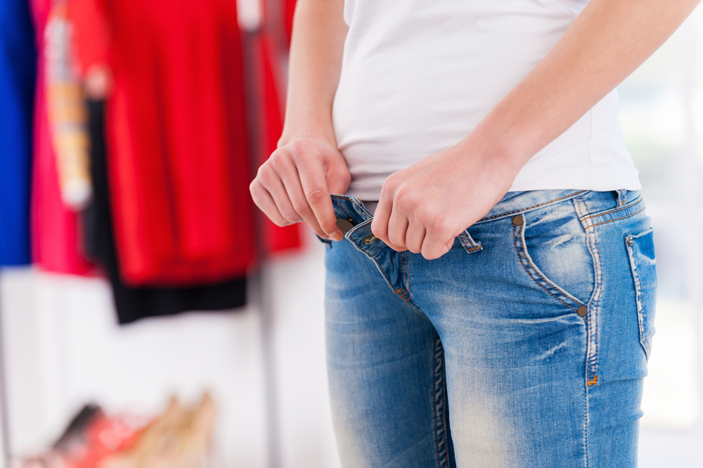 Tus jeans no te engañan.