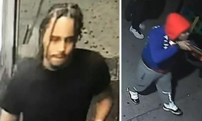 Divulgan imagen de pistolero que mató a hombre paseando su perro en Harlem