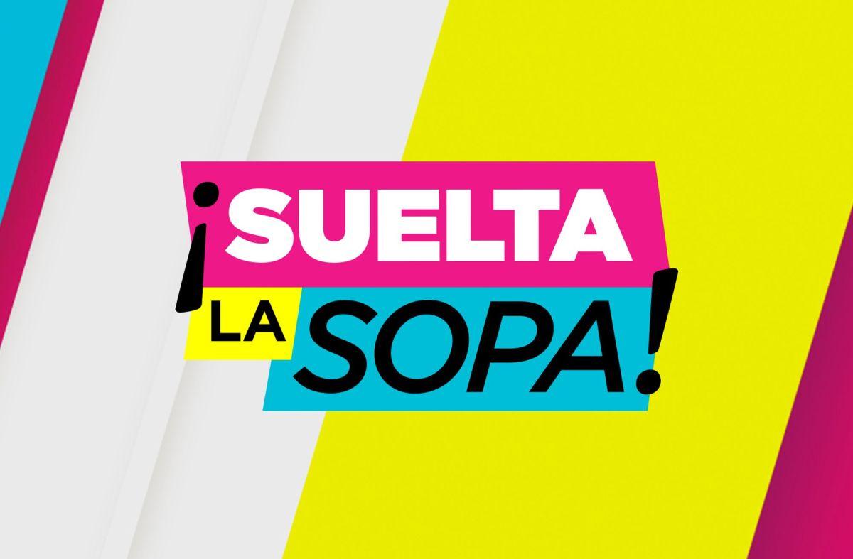 """""""Suelta la Sopa"""", programa de Telemundo"""