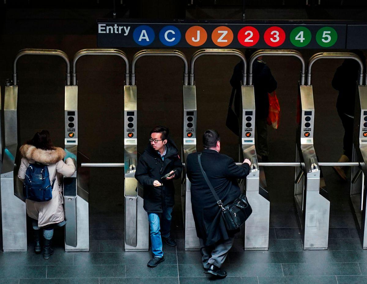 Limpieza extrema en Subway de NYC en plena confirmación de segundo caso de coronavirus en Nueva York
