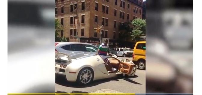 Actor Tracy Morgan chocó su auto de $2 millones una hora después de comprarlo en Nueva York