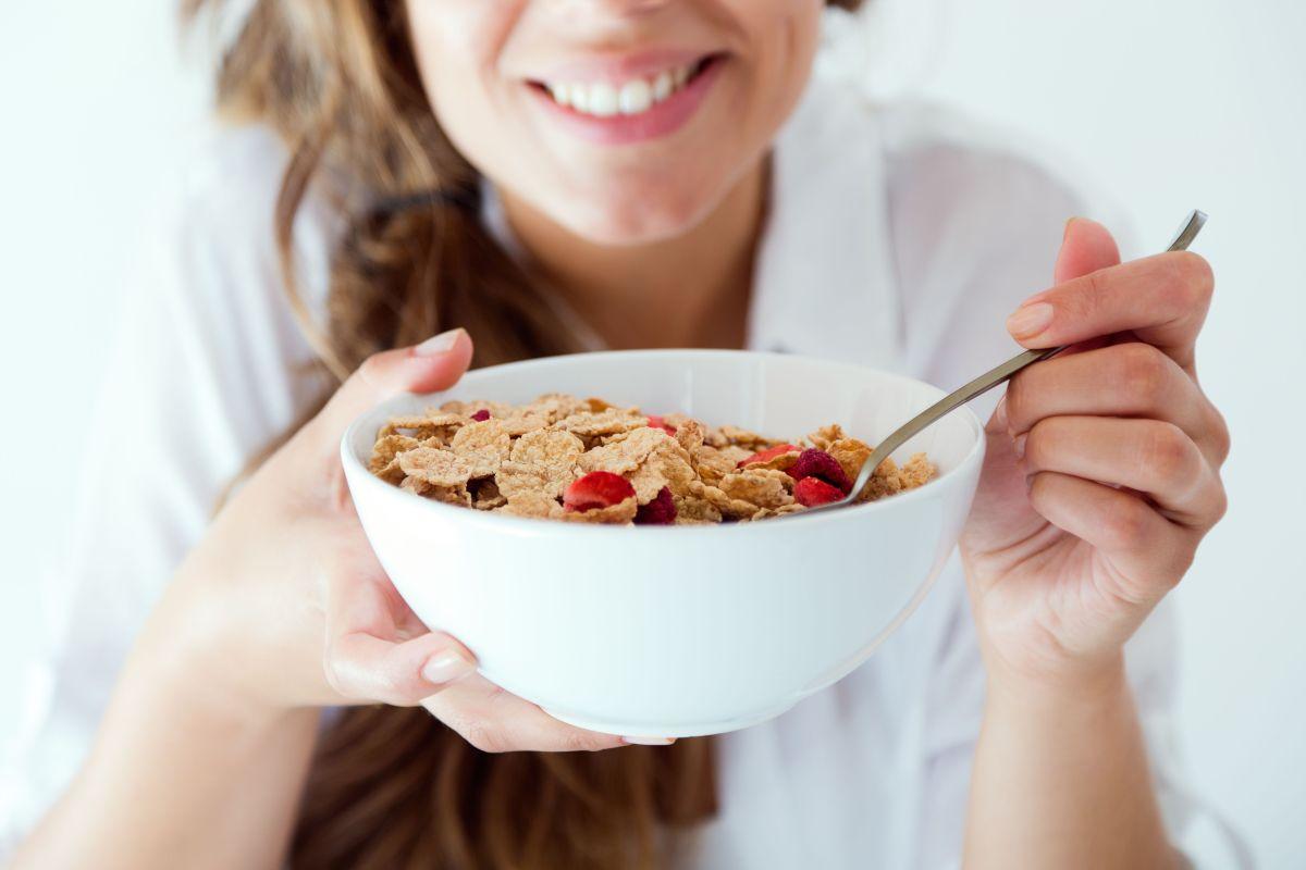 Qué pasa en el cuerpo cuando comes cereal todos los días