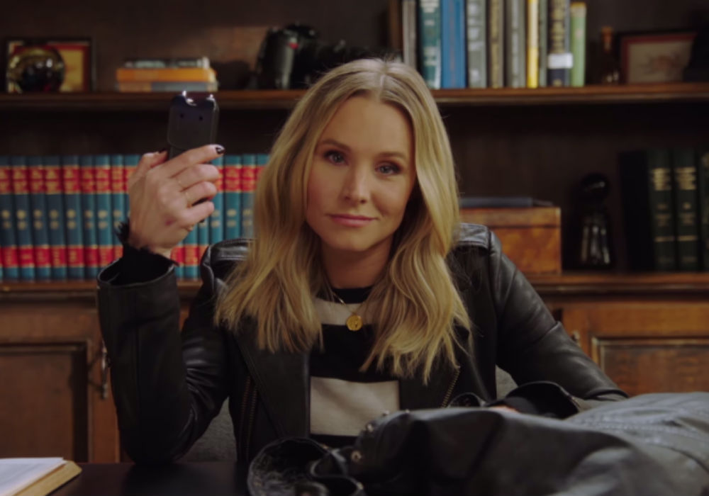 "La serie ""Veronica Mars"" regresa, ahora en Hulu"