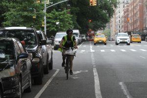 A todo pedal avanza el plan de crear vías seguras para ciclistas en Manhattan