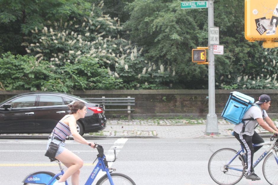 NYPD no dará tregua a conductores que obstruyan ciclovías