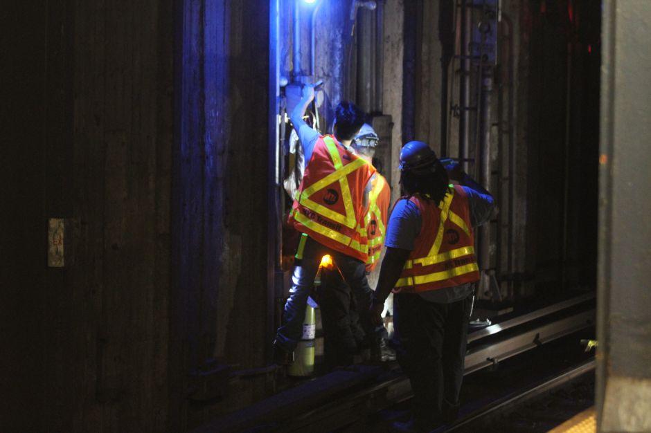 Encontraron cadáver en rieles del Metro de Nueva York, en El Bronx
