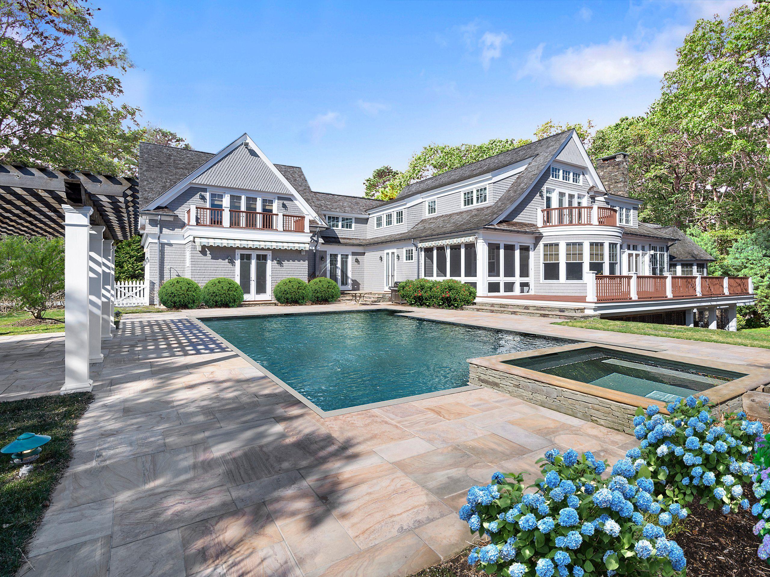 Donald Trump Jr. compra una casa en los Hamptons por valor ...