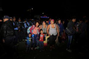Trump busca un acuerdo con Guatemala para que reciba a los solicitantes de asilo