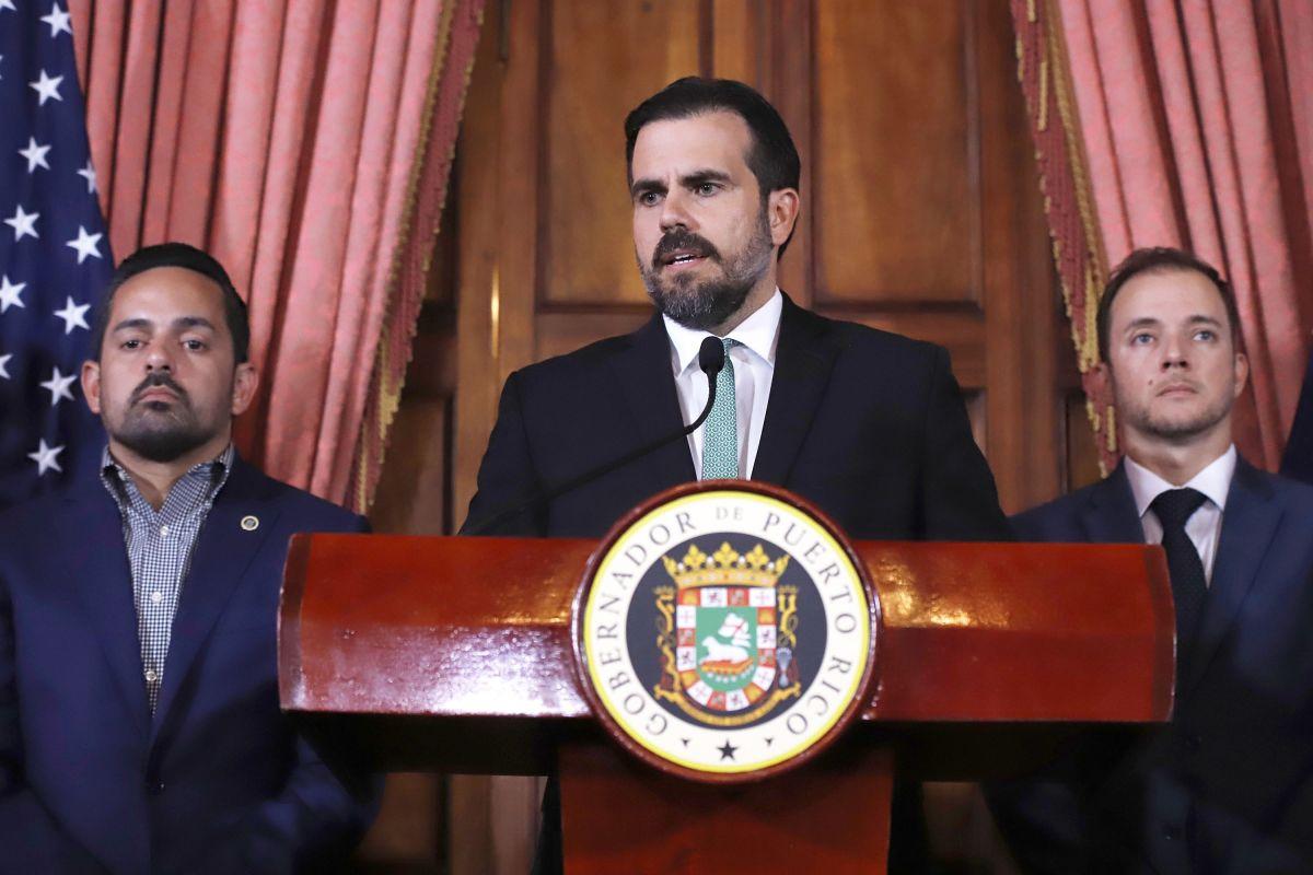 FEI en Puerto Rico no presentará cargos criminales contra renunciante gobernador Ricardo Rosselló y sus amigos