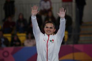 Histórica medalla de oro en Gimnasia para México en Panamericanos