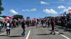 EN VIVO: Paro nacional en Puerto Rico en reclamo de renuncia de gobernador Ricardo Rosselló