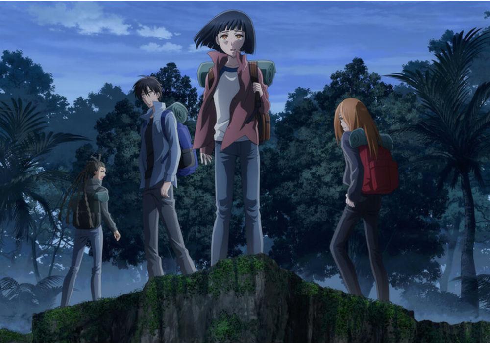 """""""7 seeds"""", el nuevo anime de Netflix"""