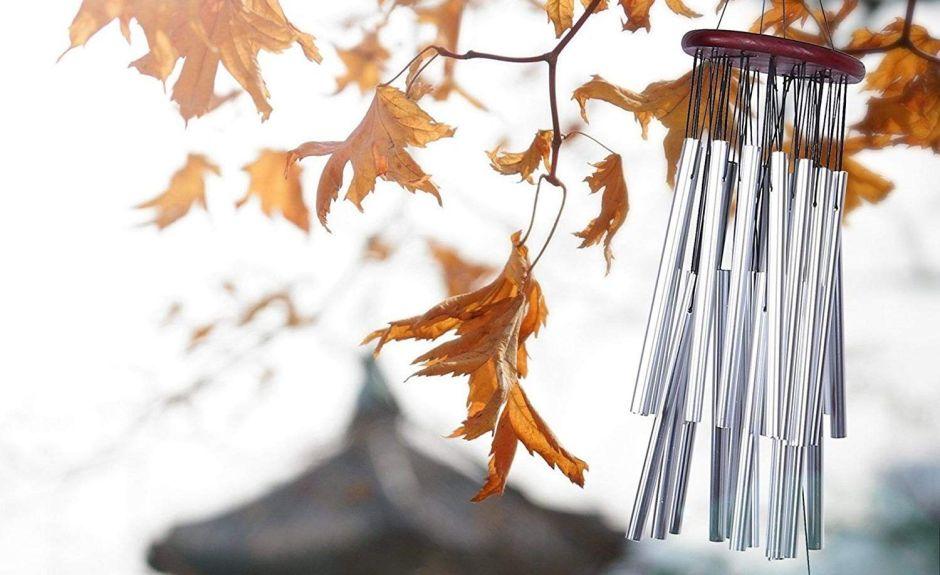 5 estilos de campanillas de viento para atraer la armonía a tu hogar