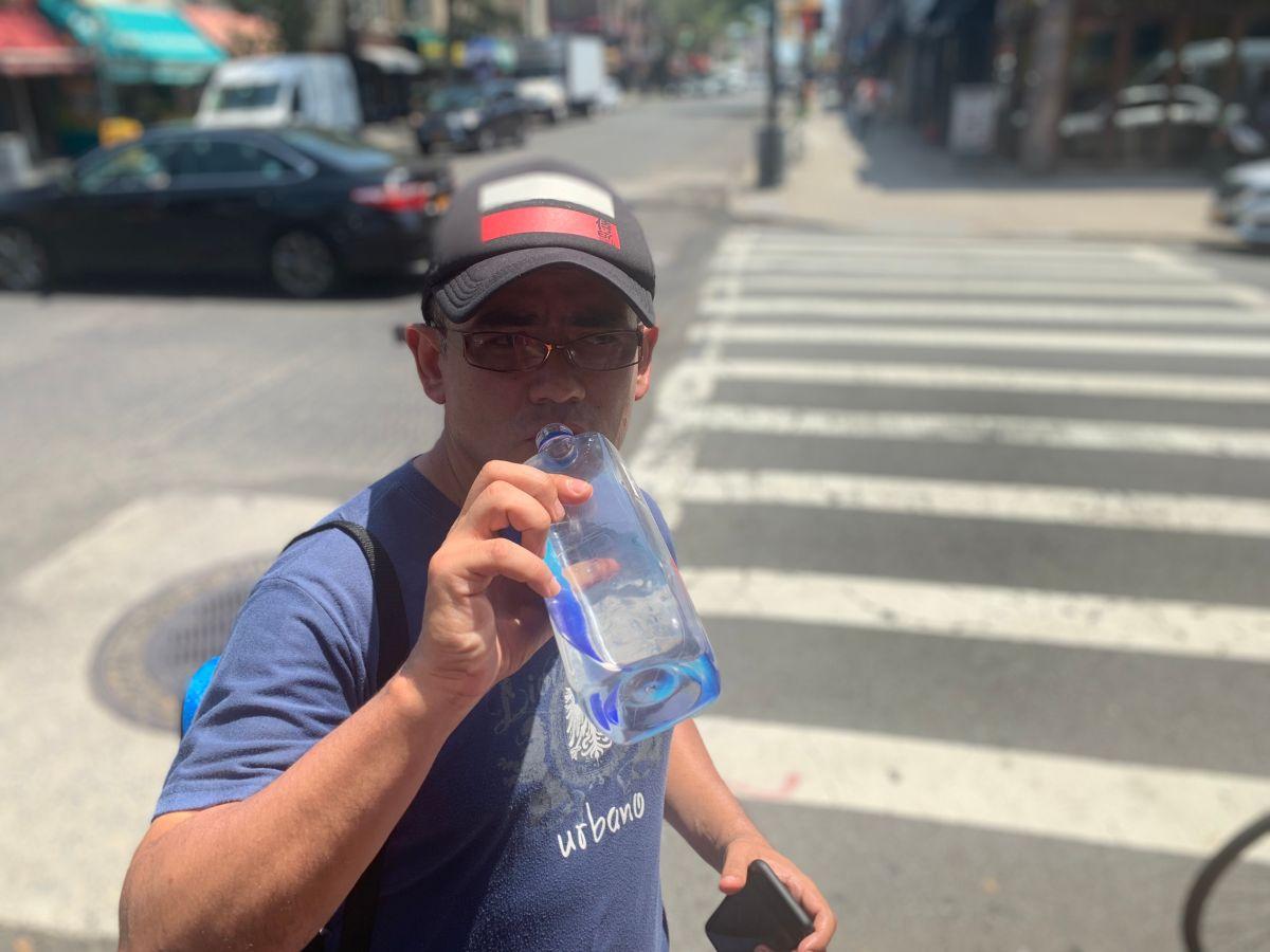 Primera ola de calor del verano disparará el termómetro hasta los 111° en NYC