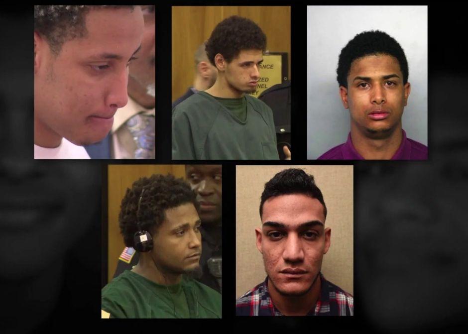 """Niegan """"tortura"""" y retrasan para el 13 de agosto sentencia a cinco asesinos de Junior Guzmán-Feliz"""