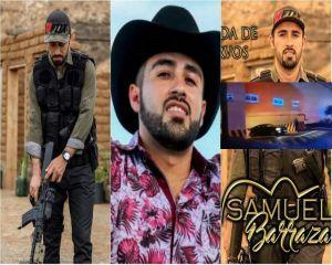 Asesinan a balazos en Tijuana al cantante de corridos Samuel Barraza