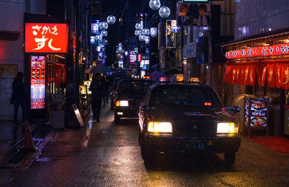 Por qué los japoneses rentan autos y no los usan