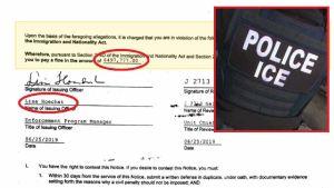 """Las """"redadas virtuales"""" de ICE a través de multas impagables"""