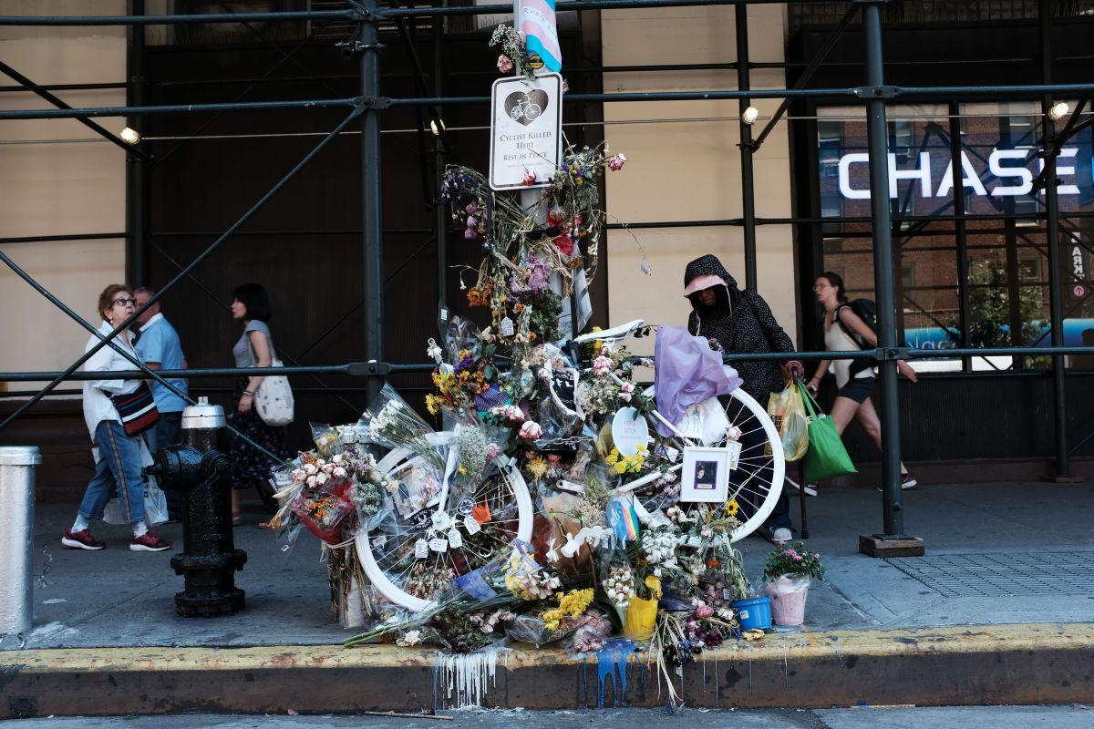 Demandan más protección tras muerte de 15 ciclistas este año en NYC