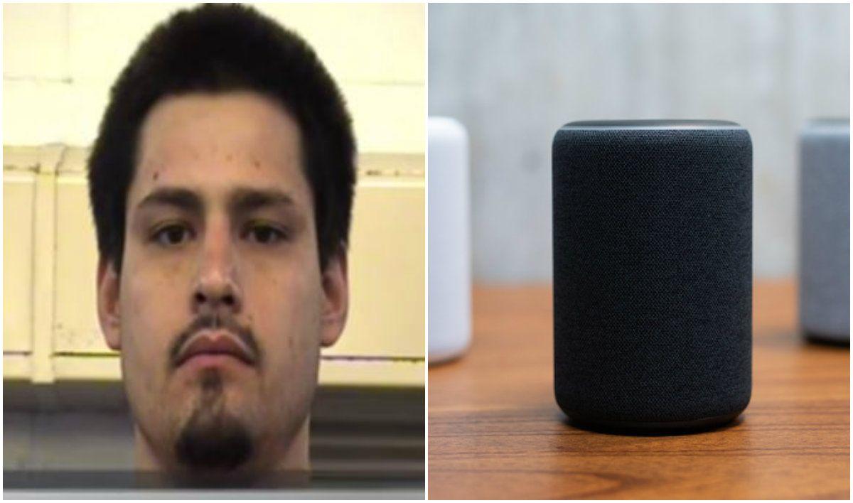 """Gracias a """"Alexa"""", este hombre volverá a la prisión."""
