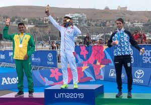 Segundo Oro para México en Lima 2019