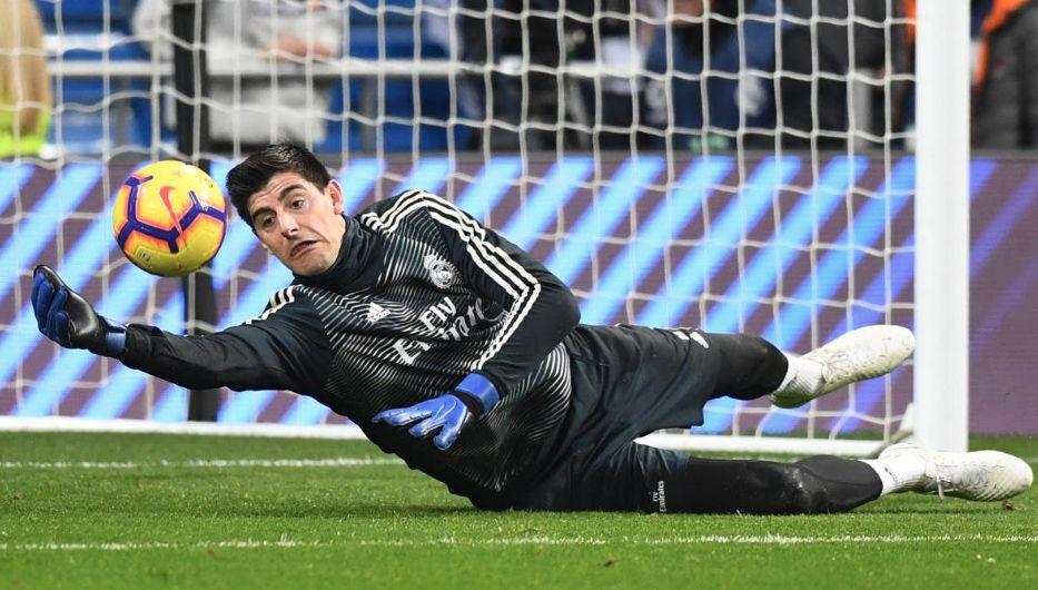 Esta es la razón por la cual Zidane no convocó a Curtois para el siguiente partido.