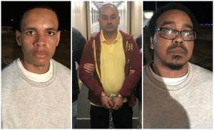 Tres indocumentados hispanos entre los 40 deportados por ICE esta semana