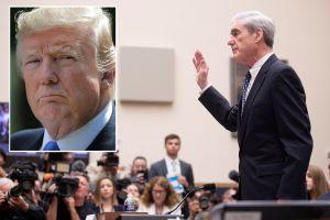 Robert Mueller afirma que Trump no fue exonerado y podría ser acusado de un crimen al dejar la presidencia